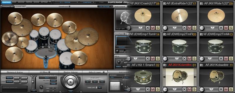Online Custom MIDI Drum Tracks - Golden Frog Music